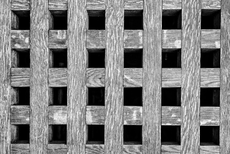 Weathered Grid