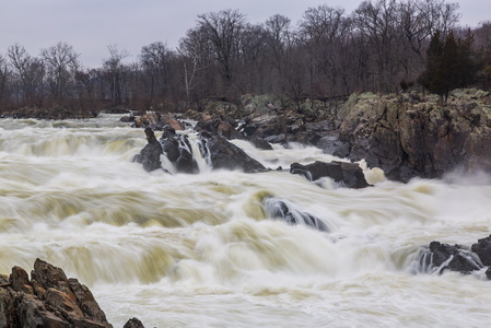 Great Falls at High Water #5
