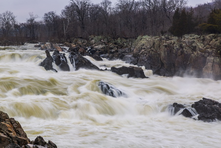 Great Falls at High Water #6