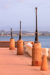 Former Lamp Posts