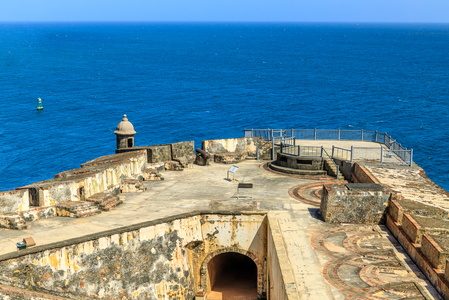 El Morro Main Battery #3