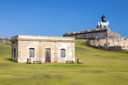 Doors In Front of El Morro