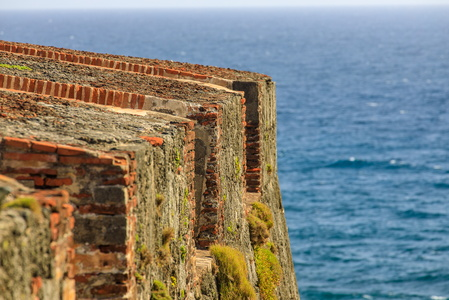Battlements Over the Atlantic