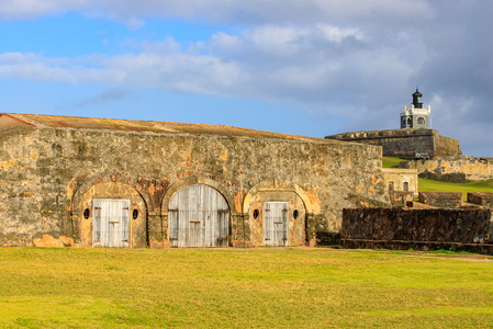 Doors to El Morro