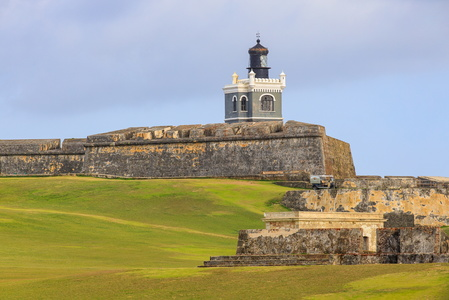 El Morro in the Morning #2