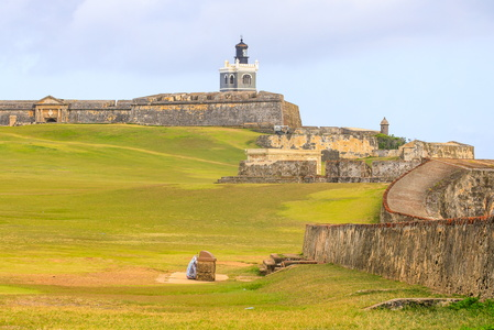 El Morro in the Morning