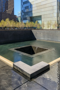 North Pool and 1 WTC