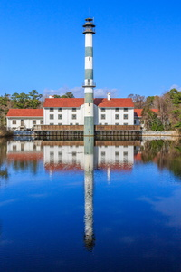 Lighthouse Reflection #5