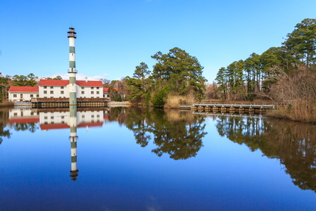 Lighthouse Reflection #2