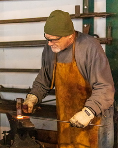 Blacksmith at Work #2