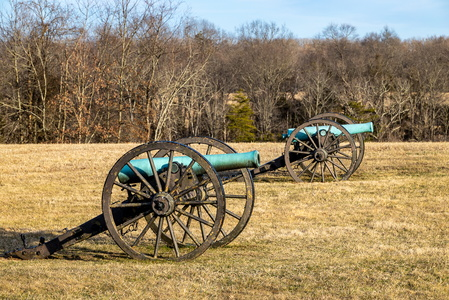 Chinn Ridge Cannons