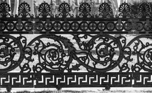 Fence Detail #2