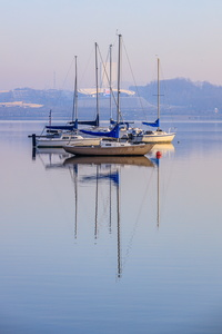 Sailboat Reflections #3