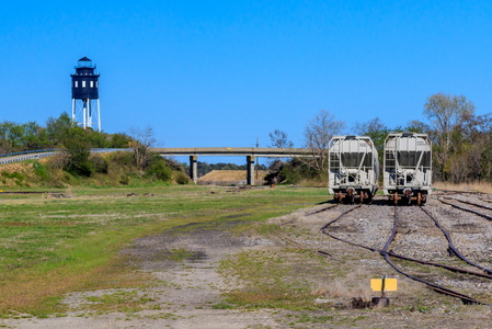 Railroad & Lighthouse #2