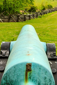 Cannon & Fence #2