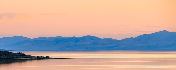 Antelope Island Sunset #5