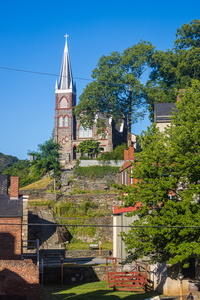 Harpers Ferry Skyline #2