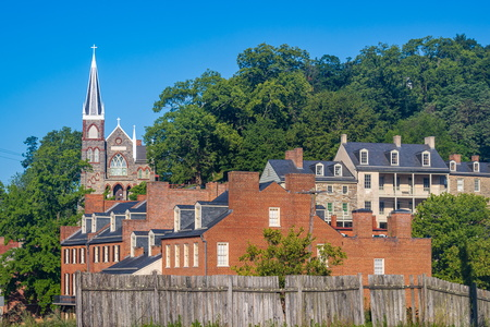 Harpers Ferry Skyline