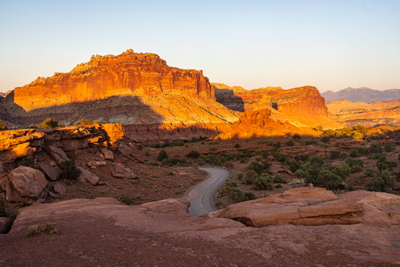 Capitol Reef Sunset #3
