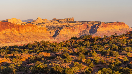 Capitol Reef Sunset #2