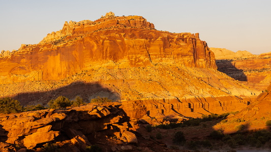 Capitol Reef Sunset #1