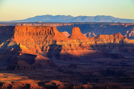 Sunset at Dead Horse Point #4