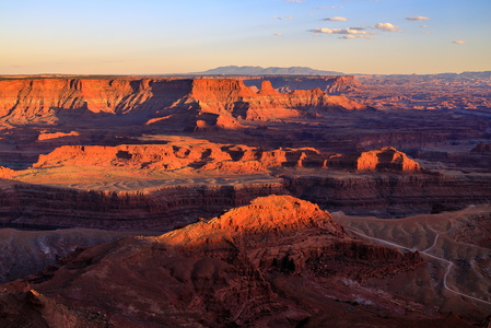 Sunset at Dead Horse Point #3